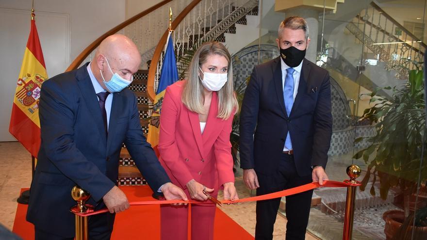 Moldavia inaugura su consulado en Málaga
