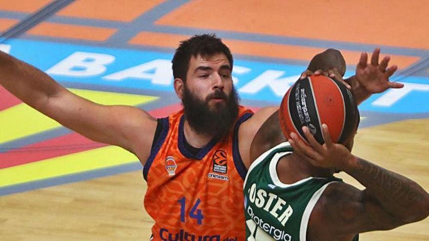 Dubljevic ya es el máximo anotador de la historia del Valencia Basket