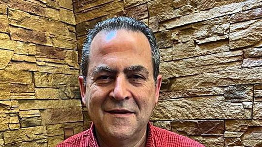 """Ángel Luis Ortiz Romero: """"Lo que deseamos es trabajar como siempre, sin limitaciones"""""""