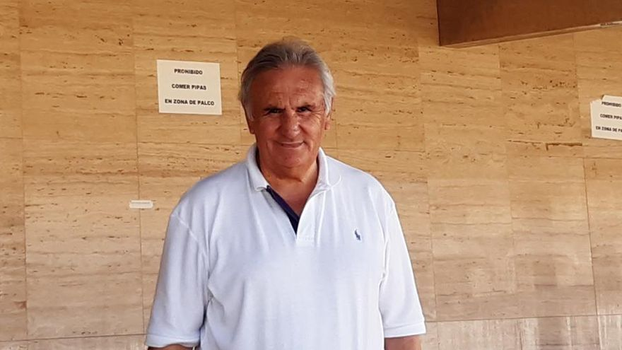 Francisco Chavero quiere sacar a Alfonso García del Águilas