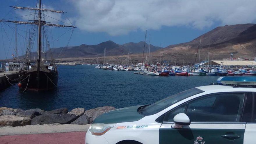 Detenida en el Muelle de Morro Jable al intentar meter 415 gramos de heroína en Fuerteventura