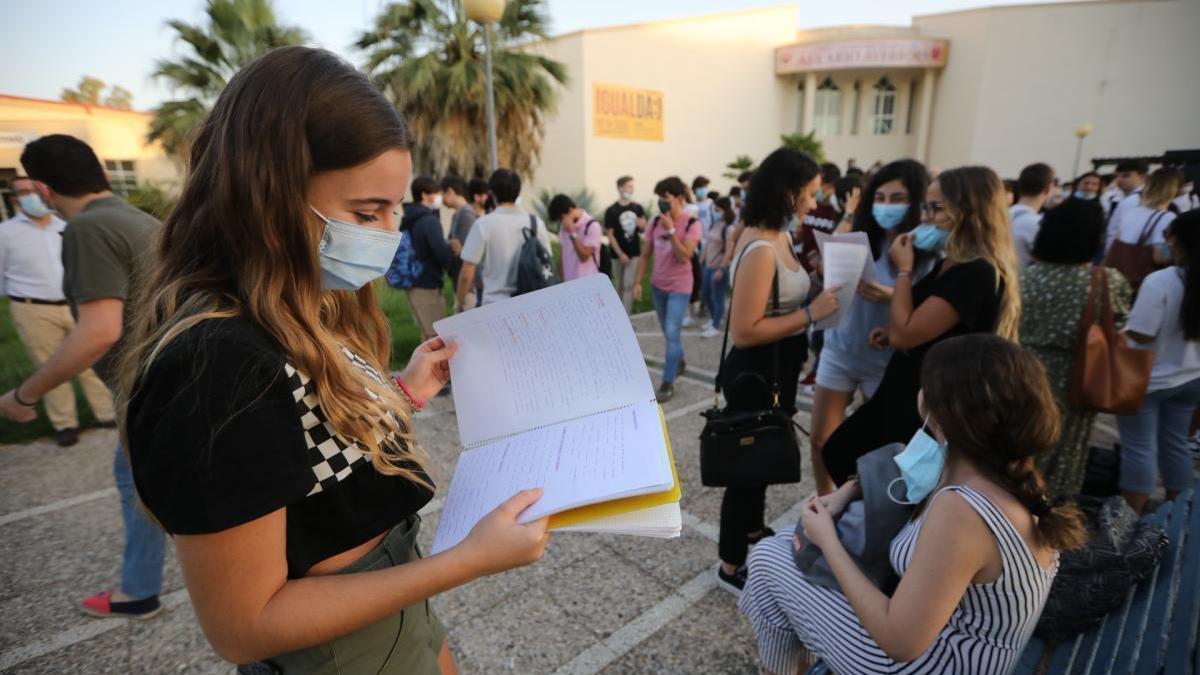 Selectividad en Córdoba: consulta aquí las notas