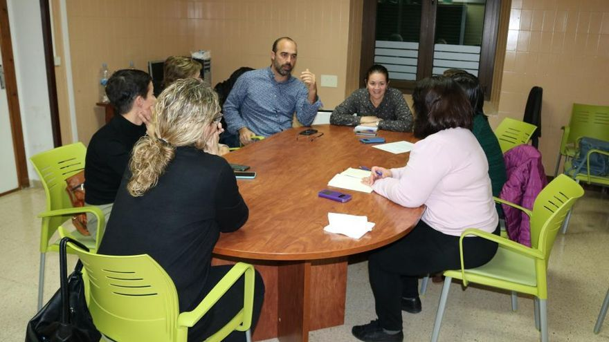 El colegio Joan Capó de Felanitx pide que los dos nuevos barracones se instalen en la calle anexa al centro