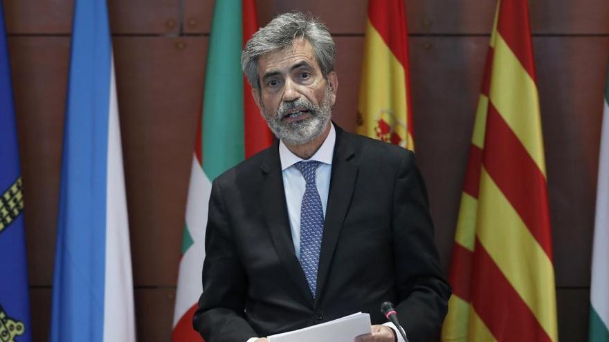 PSOE y Podemos aceleran la reforma para limitar el poder del CGPJ cuando esté en funciones