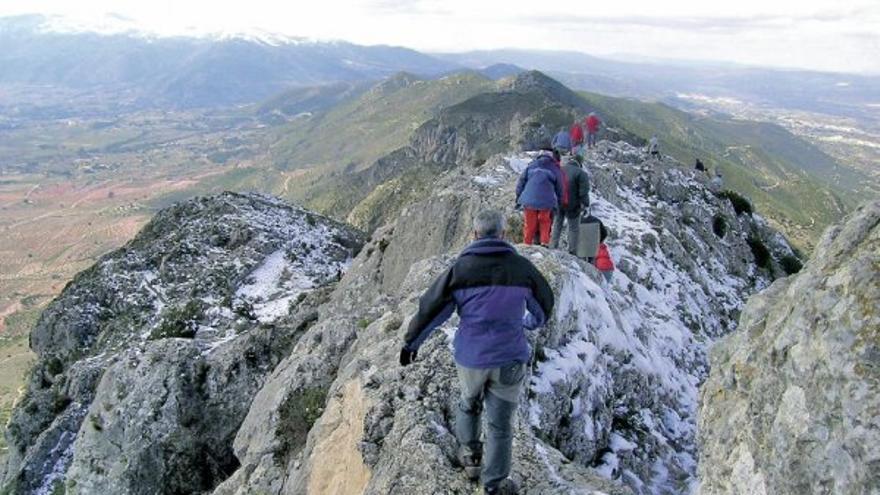 La Sierra de Benicadell