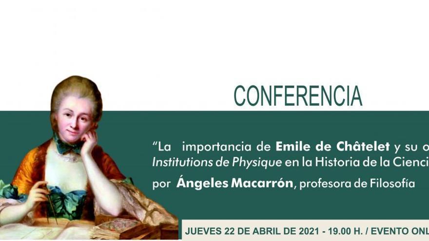 La importancia de Émilie du Châtelet y su obra Institutions de Physique en la Historia de la Ciencia
