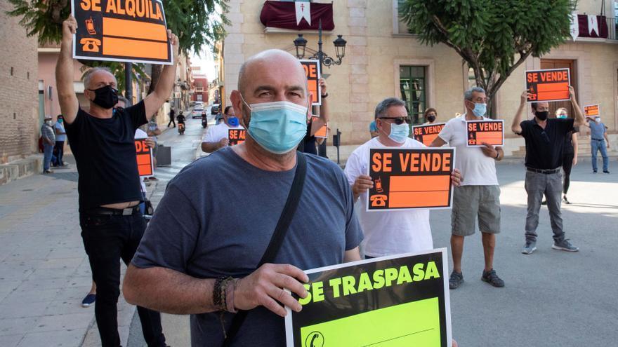 Los empresarios del ocio nocturno presentarán reclamaciones patrimoniales contra López Miras