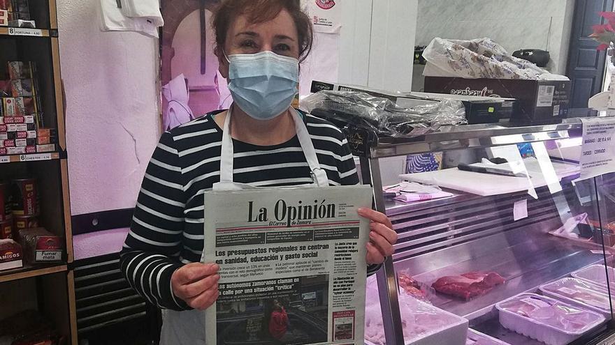 LA OPINIÓN DE ZAMORA se vende en Corrales del Vino