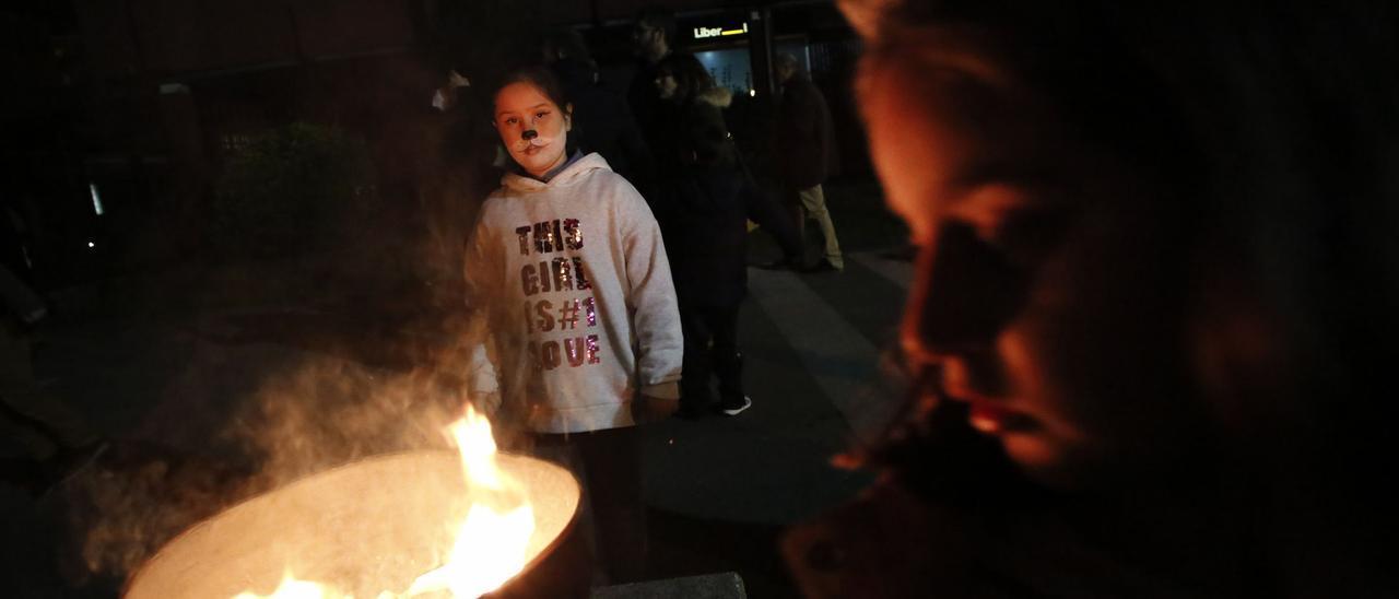 Un acto de la Noche Negra de Factoría Cultural celebrado el año pasado.