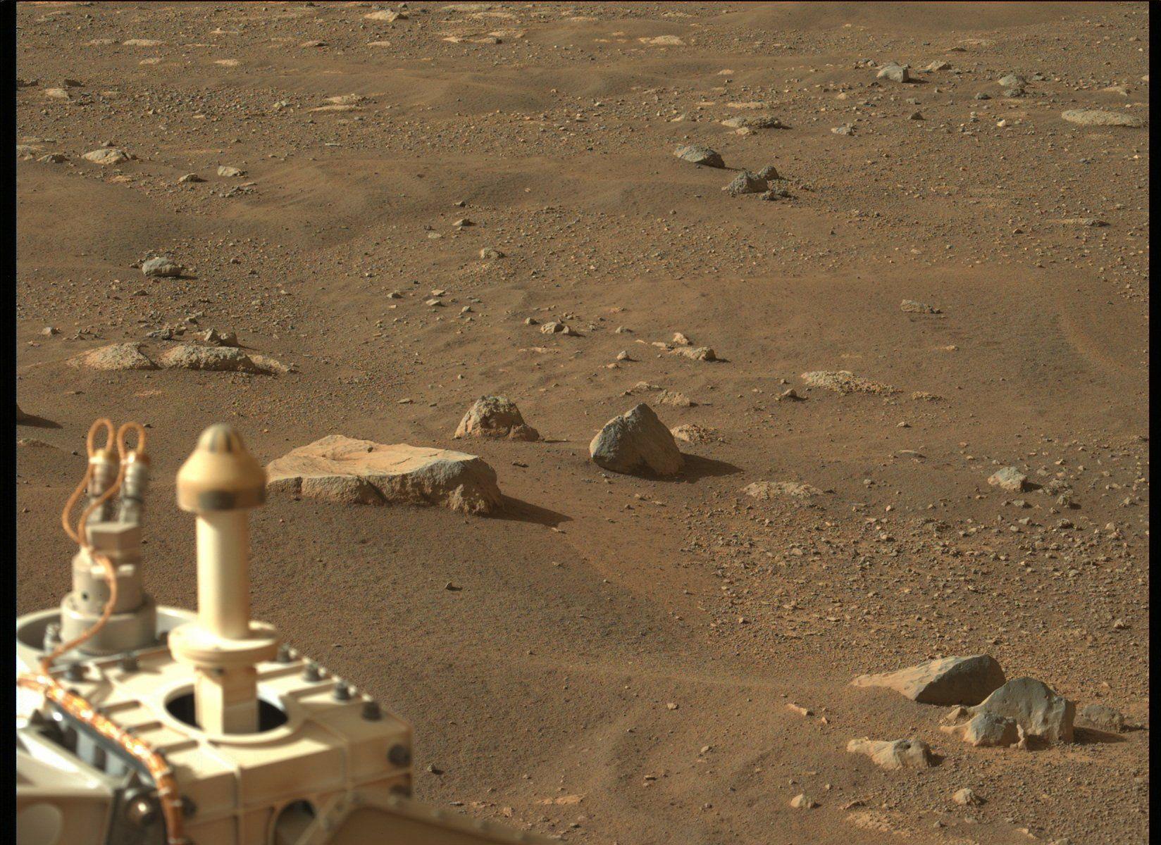 Así es el planeta Marte