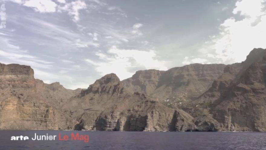 El Canal ARTE y la revista 'Version Femina' invitan a pasar las vacaciones en La Gomera