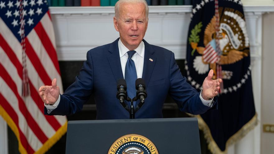 Biden reconoce que es posible que se retrase la evacuación de Afganistán