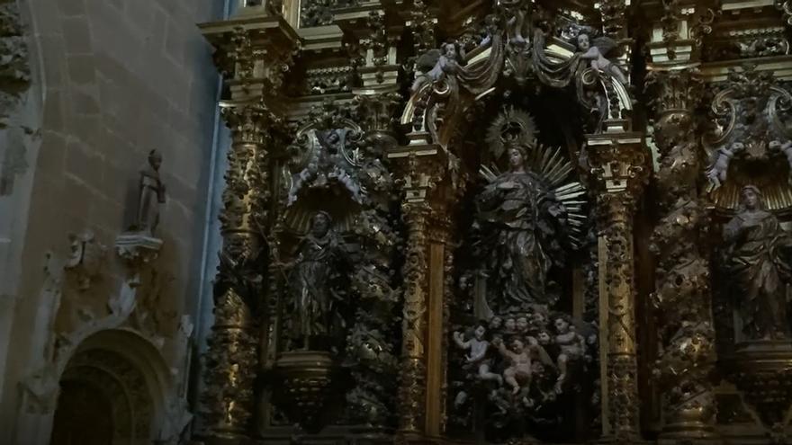 Los tesoros ocultos de la Catedral de Oviedo: la capilla de la Inmaculada