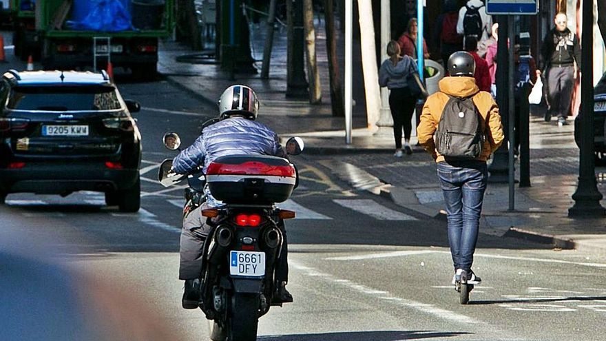 San Vicente multará con 500 euros no tener seguro de patín eléctrico