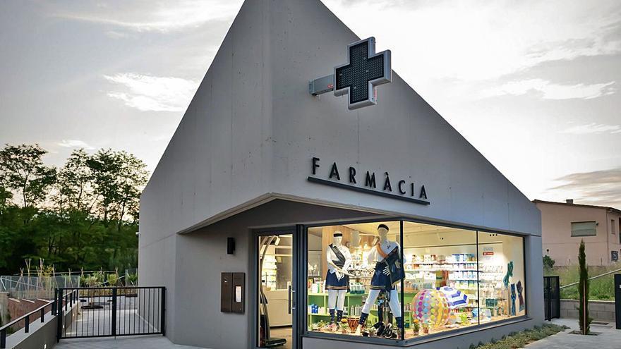 Les noves instal·lacions de la farmàcia de Sant Miquel, més modernes i funcionals