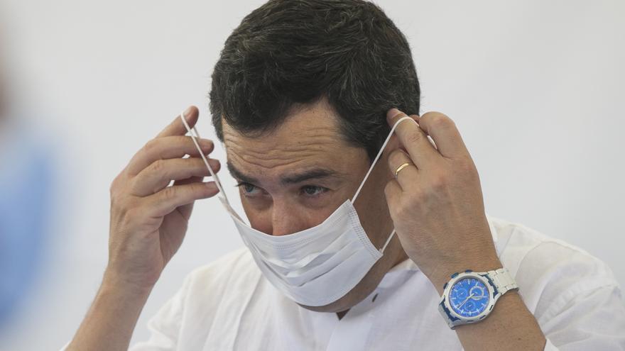 """Moreno lamenta la """"decisión unilateral"""" sobre las mascarillas: """"Hay expertos que creen que es precipitado"""""""