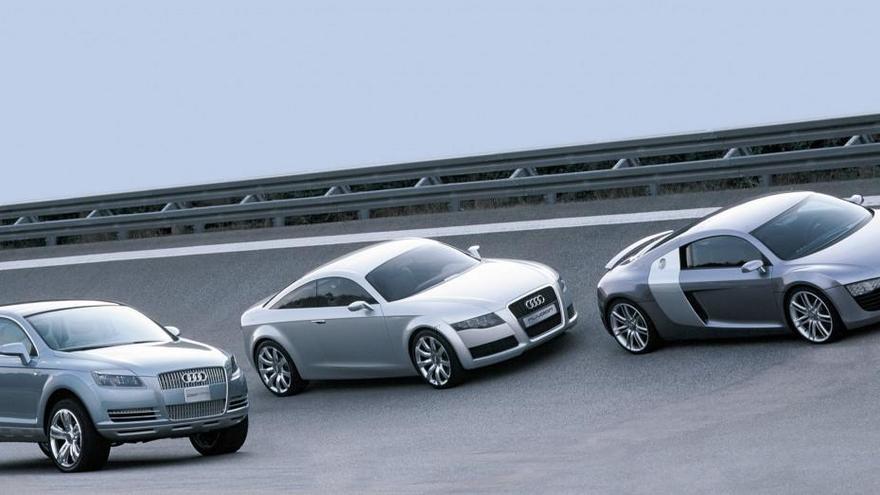 Todos los prototipos de Audi: desde 1991 hasta la actualidad