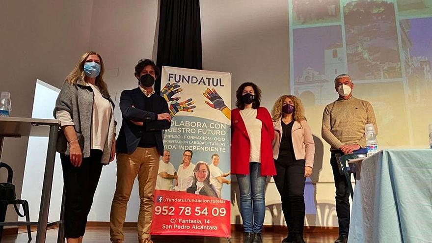 La Diputación impulsa un proyecto rural para personas con diversidad funcional