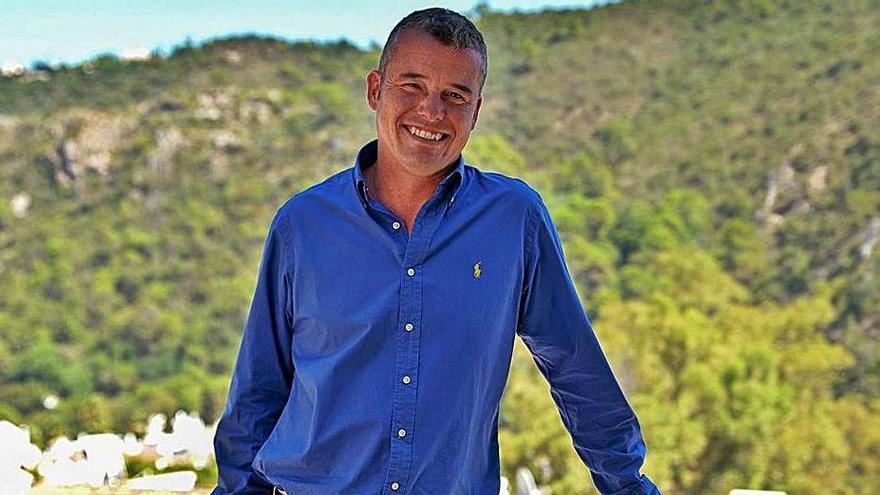 Scott Marshall, concejal de Turismo de Benahavís