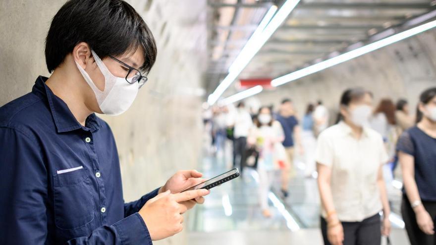 Coronavirus: así funcionan las app de rastreo