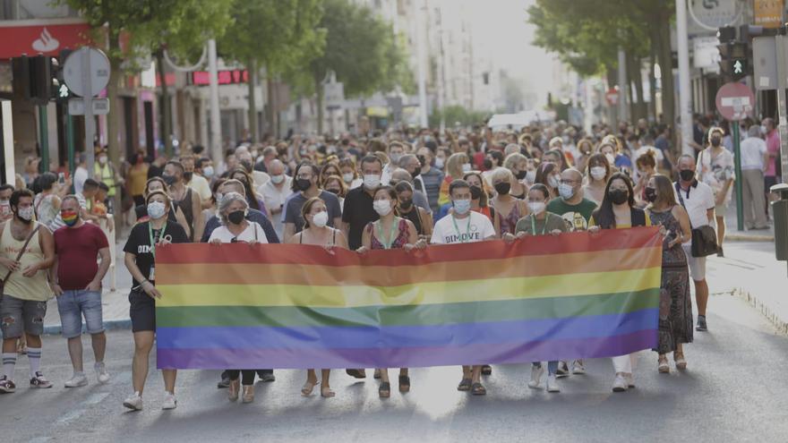 Concentración contra la LGTBIFobia mañana jueves en Elche