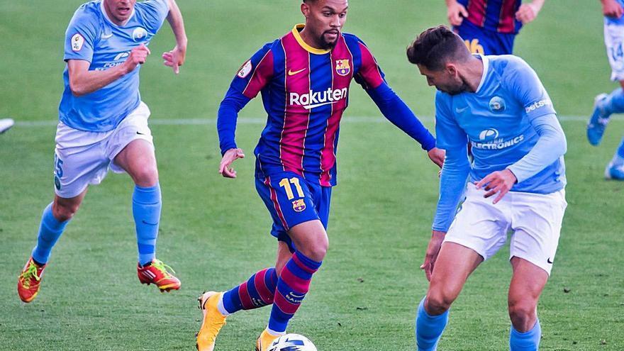 El Barcelona B, la primera piedra en el camino hacia el sueño del ascenso