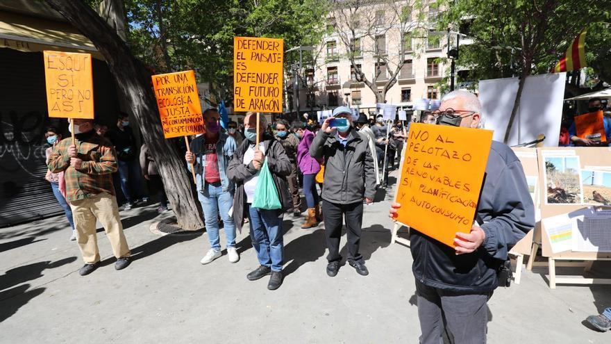 Aragón, unida por la defensa de sus entornos naturales