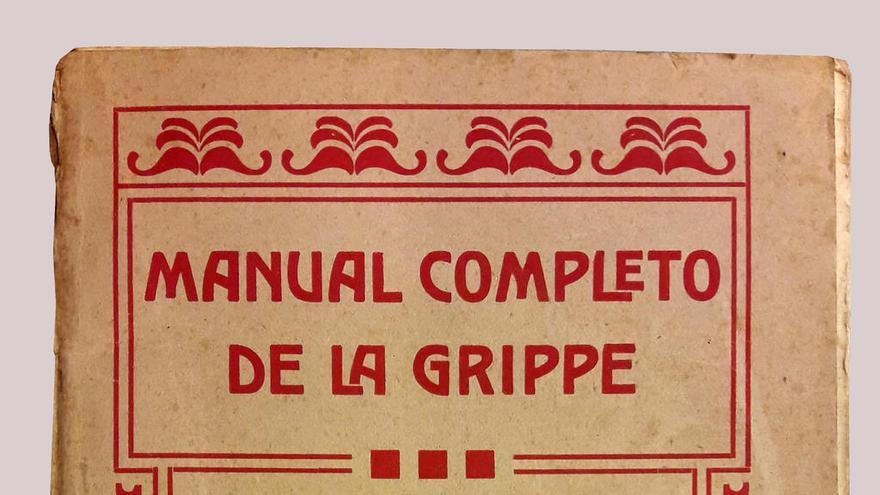 A tráxica epidemia de gripe de 1918 contada polo médico Rodríguez