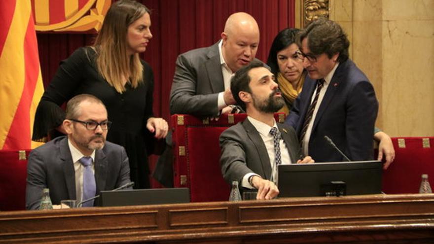 ERC proposa una declaració a la Junta de Portaveus en defensa de la bagenca Adriana Delgado