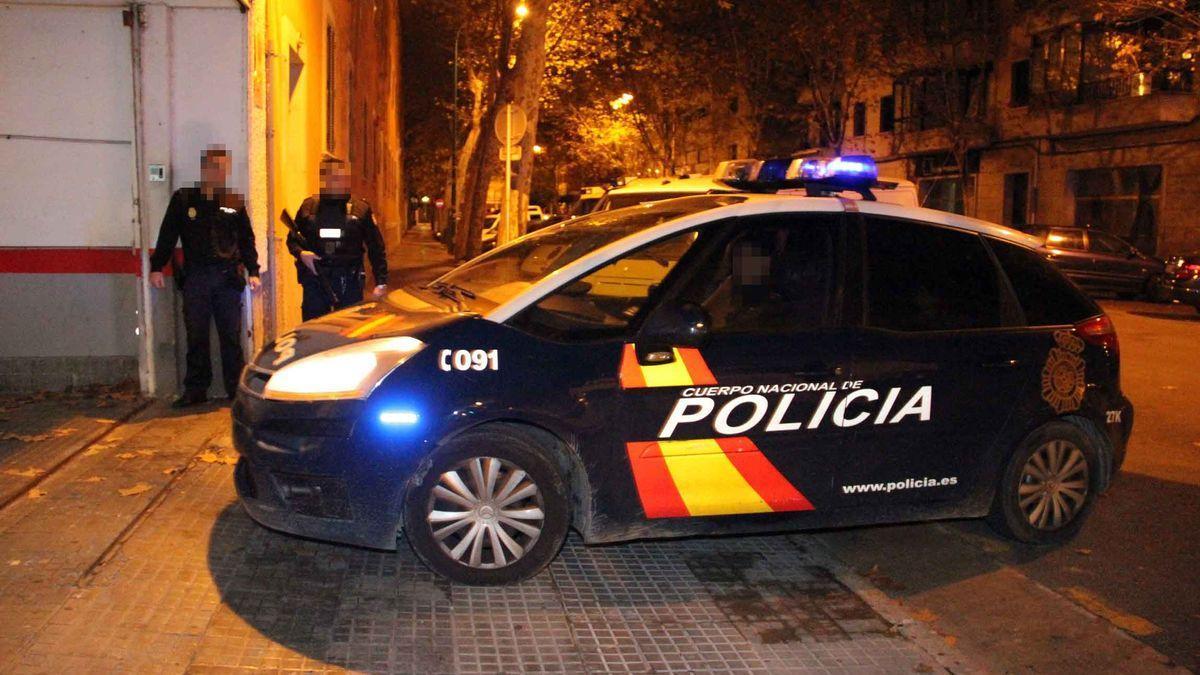 Policía Nacional. / S. A.