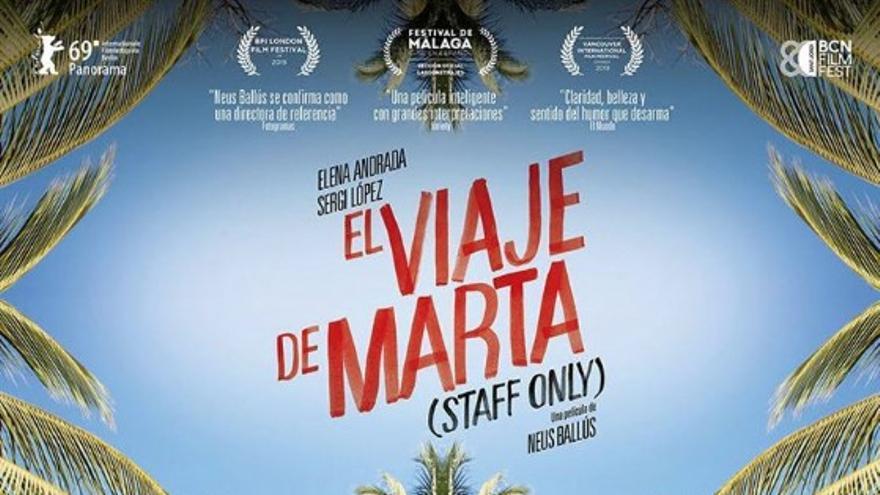 Cine: 'El viaje de Marta'