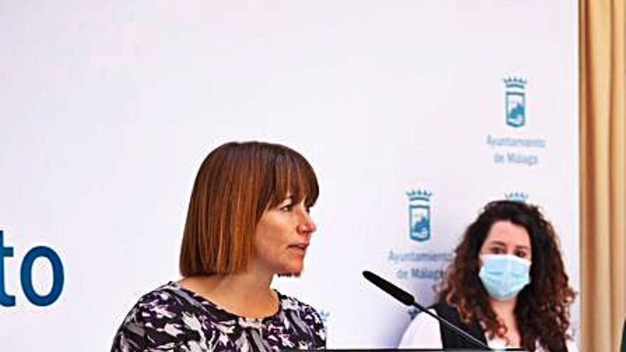El Ayuntamiento de Málaga presenta el centro de acogida de personas refugiadas