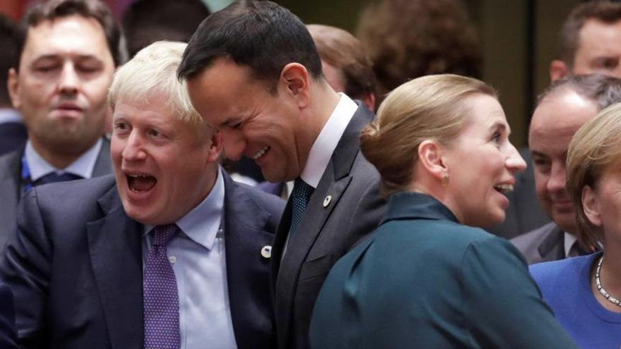 Los líderes europeos, satisfechos aunque prudentes