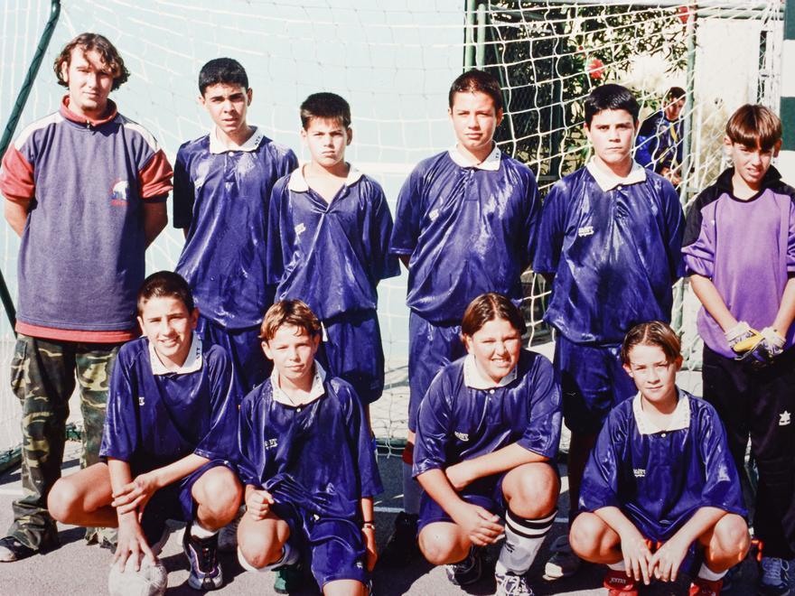 Colegio Can Bonet. Liga de Promoción de Sant Antoni. Liga 98-99 .