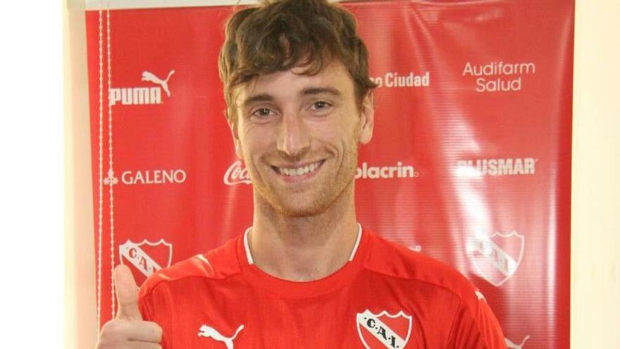 El Sporting cambia a Amorebieta por un derecho preferente sobre un jugador de Independiente