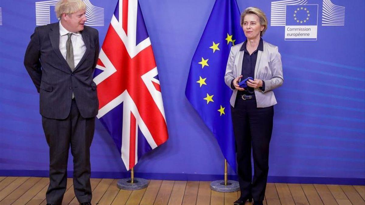Europa respira aliviada por el acuerdo del Brexit