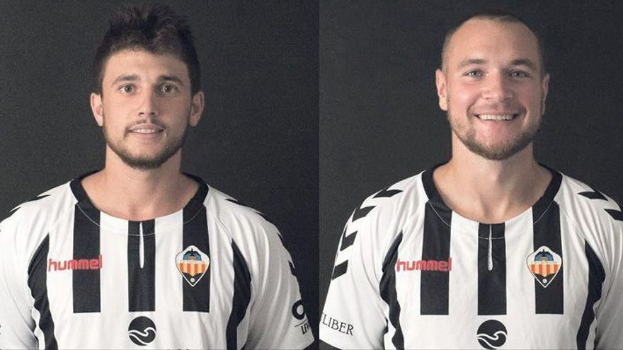 Luismi Ruiz y Oliinyk rescinden su contrato con el Castellón