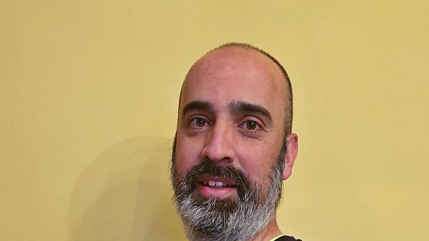 Fisioterapia asturiana en la tierra de los Cárpatos: el ovetense Jorge Suárez ficha por la selección eslovaca
