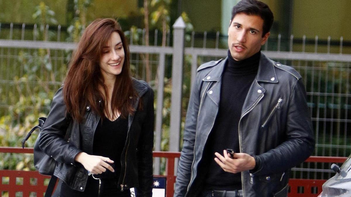 Una imagen de Adara y Gianmarco.