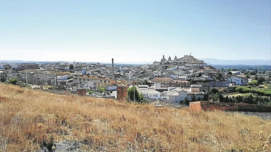 Ciudadanos lanza una propuesta para la recuperación de los Cabezos de Épila