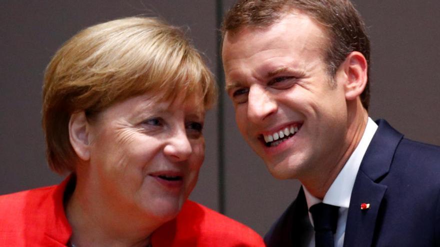 La UE acorda la creació voluntària de centres per a migrants al seu territori