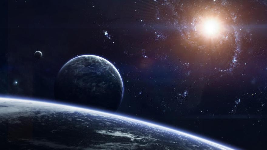 Identifican un planeta solitario del tamaño de la Tierra