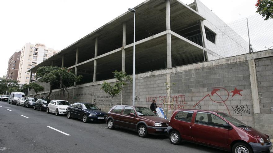 Santa Cruz impulsa la obra de reforma de 16 millones del Palacio de Deportes