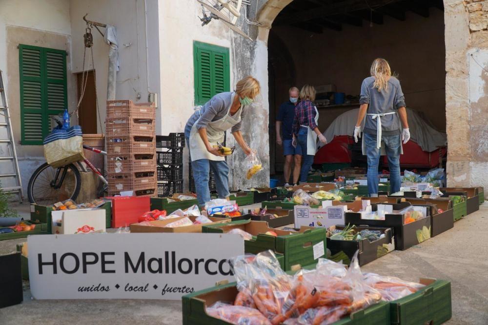 So hilft Hope Mallorca