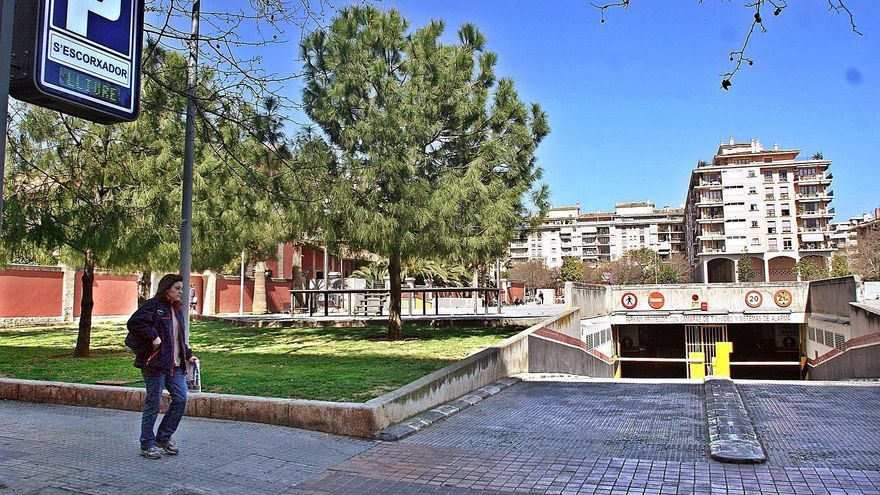 Cort exige al aparcamiento de s'Escorxador y a Mercasa que refuercen la estructura de la plaza