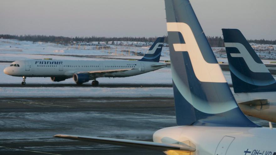 Finnair reanuda en septiembre sus vuelos entre Helsinki y Canarias