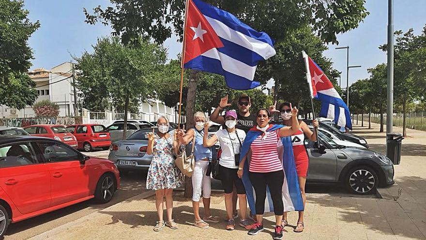 Los cubanos mantienen el pulso