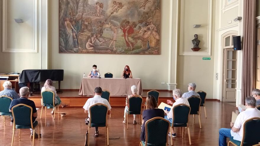 El Consell de la Gent Gran de l'Alt Empordà inicia una nova etapa amb la renovació dels seus estatuts