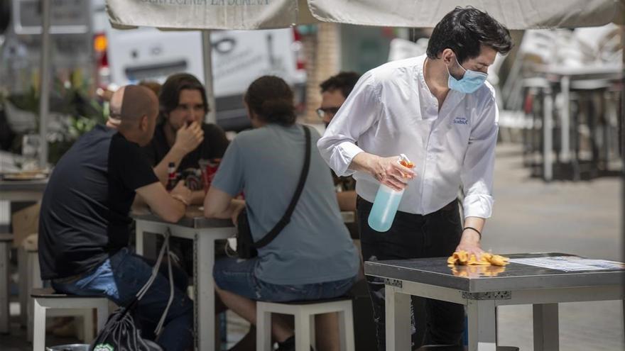 Córdoba vive este sábado un San Rafael sin peroles, víspera de las restricciones