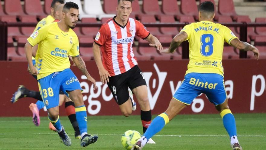 LaLiga SmartBank: UD Logroñés - UD Las Palmas